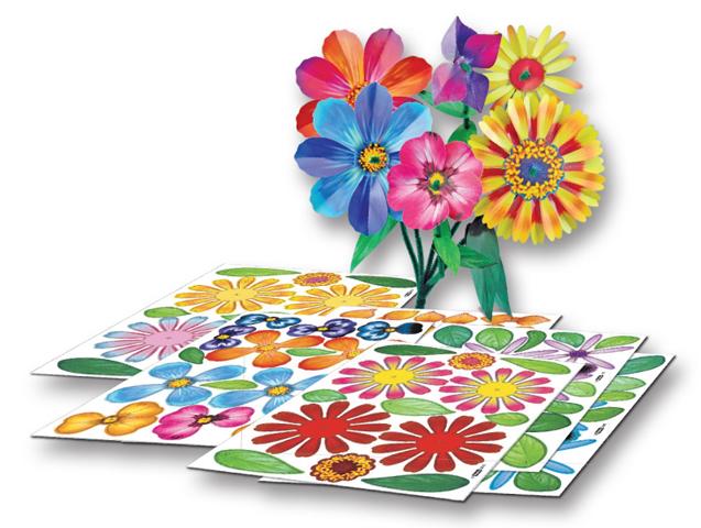 "Roylco 24560 Bouquet Paper - 2.5"" to 4"""