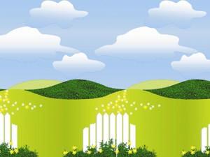 "Pacon 56395 Fadeless Paper Rolls Landscape - 48"" x 50'"