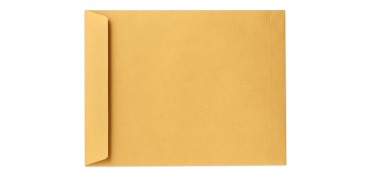 "Royal Envelope 75767 Kraft Envelopes Open End #7002 - 9"" x 12"""