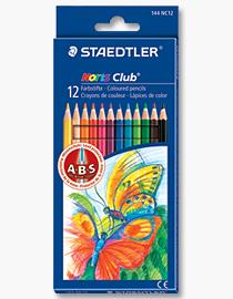 Staedtler 1270C12A6 Coloured Pencils Noris Club - NC12