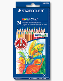 Staedtler 1270C24A6 Coloured Pencils