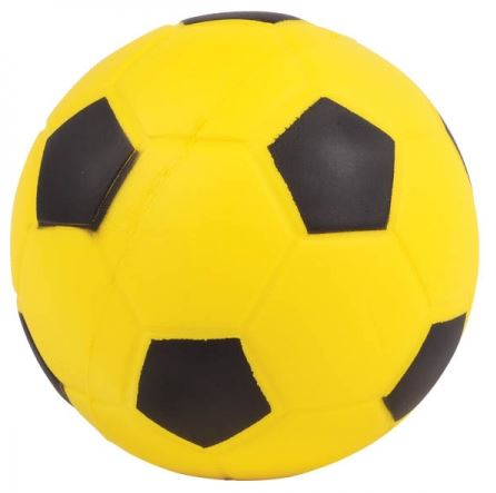 Nerf Soccer Ball 8.5 Inch Yellow/Black - FF8S