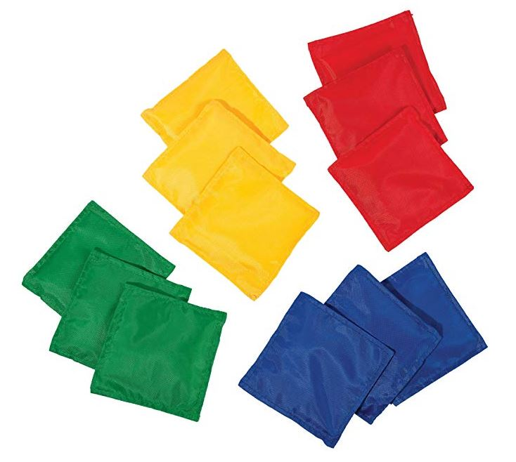 Bean Bag 5 x 4 Inch 12/set - PBBS