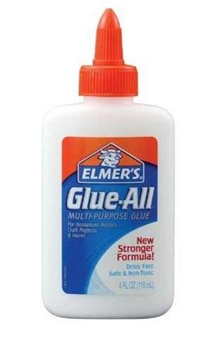Elmers 60375Q Glue All - 475mL
