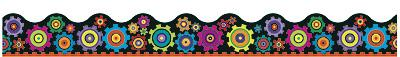 """Trend T92156 Terrific Trimmers Gears - 2 1/4"""" x 39"""""""