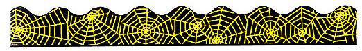 "Trend T91335 Terrific Trimmers Spider Web - 2 1/4"" x 39"""