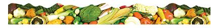 """Trend T92391 Terrific Trimmers Vegetable Mix - 2 1/4"""" x 39"""""""