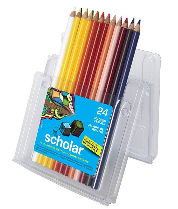 Sanford 92805 Prismacolor Art Pencil Scholar - 24/pack