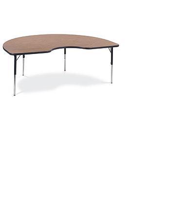 Kidney 4962 Table #48KID72 - 48 x 72 -